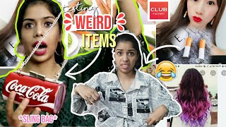 I tried WEIRD items from Club Factory!!😲