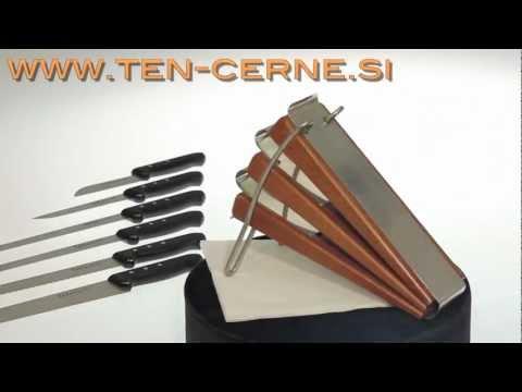 Stojalo za Nože TEN / Nožnik