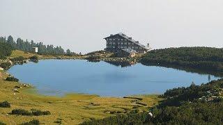 Бальнеологический и горнолыжный курорт Добриниште.Болгария(Добриниште на болгарском пишется Добринище, так как