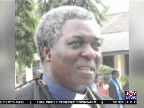 Presbytarian Church - News Desk on Joy News (22-10-15)