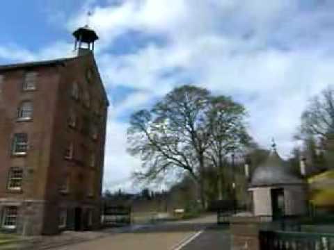 Stanley Mills Perthshire Scotland