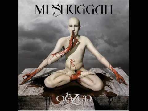 MESHUGGAH - Combustion  HQ!