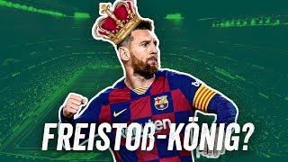 Q&A: Ist Messi der beste Freistoßschütze aller Zeiten? Was wird aus Mainz & Köln?