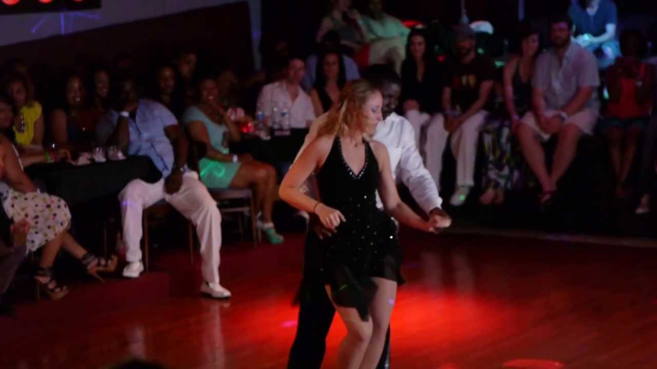 Corey And Rebecca S Bachata Contest Performance At The