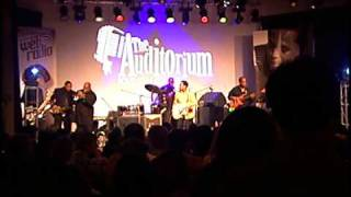 The Auditorium - Eddie Cotton LIVE!