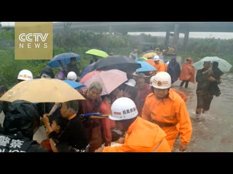 Floods killed 114 with 111 still missing in China's Hebei Province