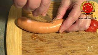 ostdeutsche Gefüllte Bockwurst nach DDR Rezept