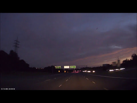 Driving Melbourne: City - Berwick