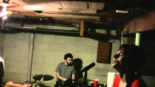 The Range Bears- What Once Was a Yell, Now a Whisper (Live at 25 Ellwood 6/2/12)