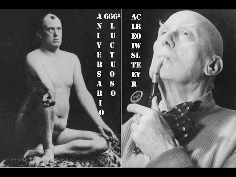 Remarkable, Aleister crowley sex magick apologise