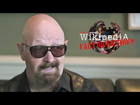 Judas Priest - Wikipedia: Fact or Fiction?