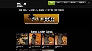 SootchGear com  Website