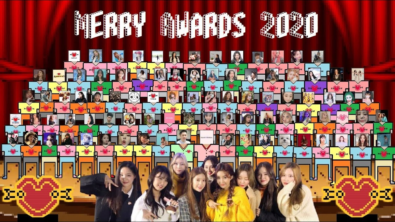 [REPLAY] MERRY AWARDS 2020 (RIGGED)