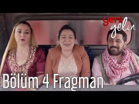 Yeni Gelin 4. Bölüm Fragman