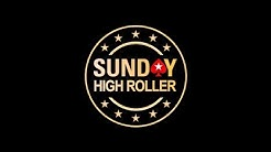 $2,100 Sunday High Roller 19 January 2020 with Greenstone25 | veeea | lechuckpoker