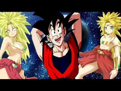 ¿Que hubiera pasado si Broly era mujer y era enviado a la Tierra con Goku? (Parte 1)