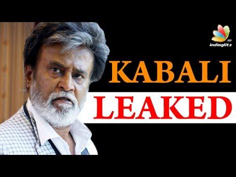 Shocking!!! Kabali leaked in torrent...