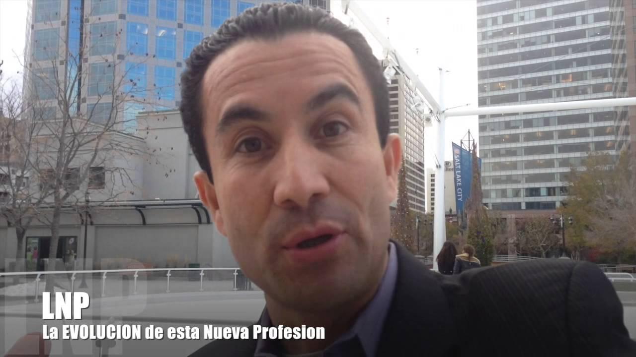 277 La Evolucion de esta Nueva Profesion por Luis R Landeros