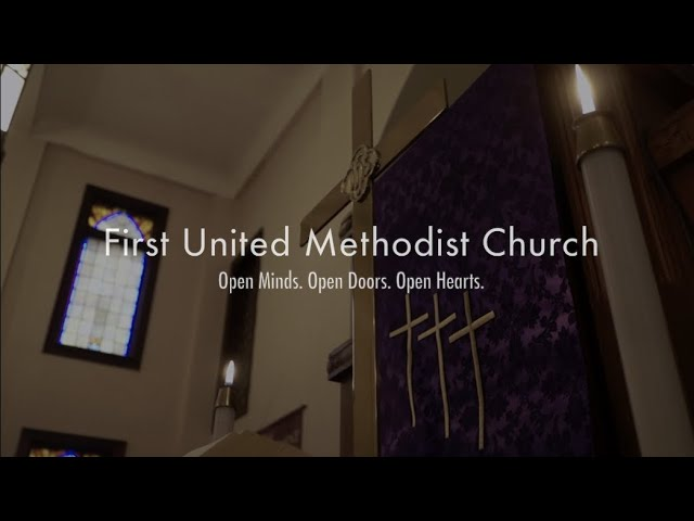 When We Are Called (Part I) Promo || First United Methodist Church