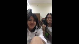 INSTAGRAM LIVE: @ifyalyssa (QnA lagu #Gitar)