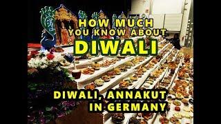 Diwali Annakut in Germany - Diwali celebration 2018 Aachen