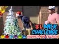 3L Rainbow Milk Christmas Tree
