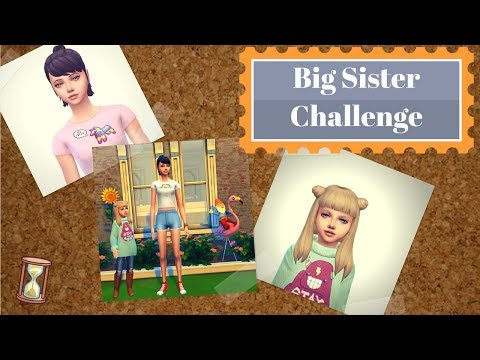 The Sims 4: Big Sister Challenge Episode 11 – Pool Dancing
