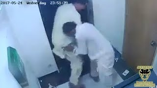 Student Robbed and Beat Up at ATM
