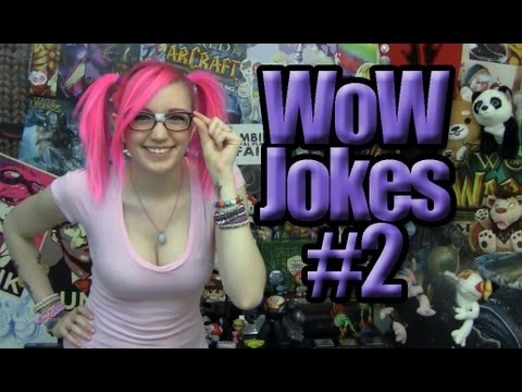 WoW Jokes #2 | TradeChat