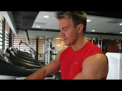 Steady Pace Cardio on Bike - Rob Riches