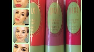 PIXI Shea Butter Lip Balm | REVIEW Thumbnail
