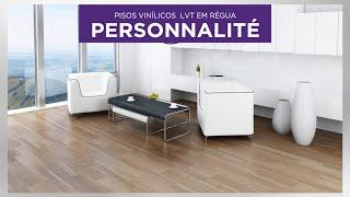 Pisos Vinílicos Finottato - Personalité