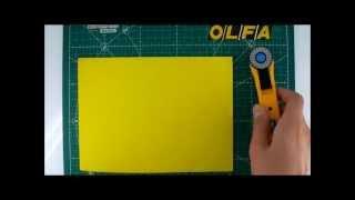 Cómo usar el Cuchillo Rotativo de Prepicado PRC 3