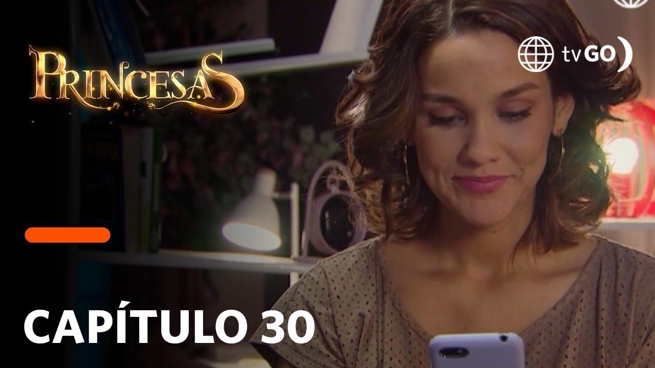 Princesas: Carlos se enteró que Victoria terminó con Franco y fue a buscarla (Capítulo 30)
