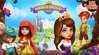 Mergewood Tales: Merge & Match Fairy Tale Puzzles