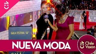 ¿Las famosas se atrevieron a no usar ropa interior en la Gala 2015? - La Mañana de Chilevisión