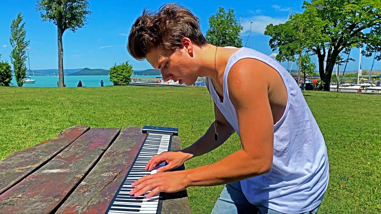 BEGGIN' - Måneskin (Roll Up PIANO COVER)