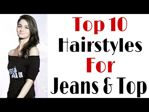 top-10-hairstyle-for-jeans-&-top-|-hair-style-girl-|-easy-hairstyles-|-trendy-hairstyles