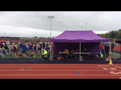 800m Greater Hartford Open