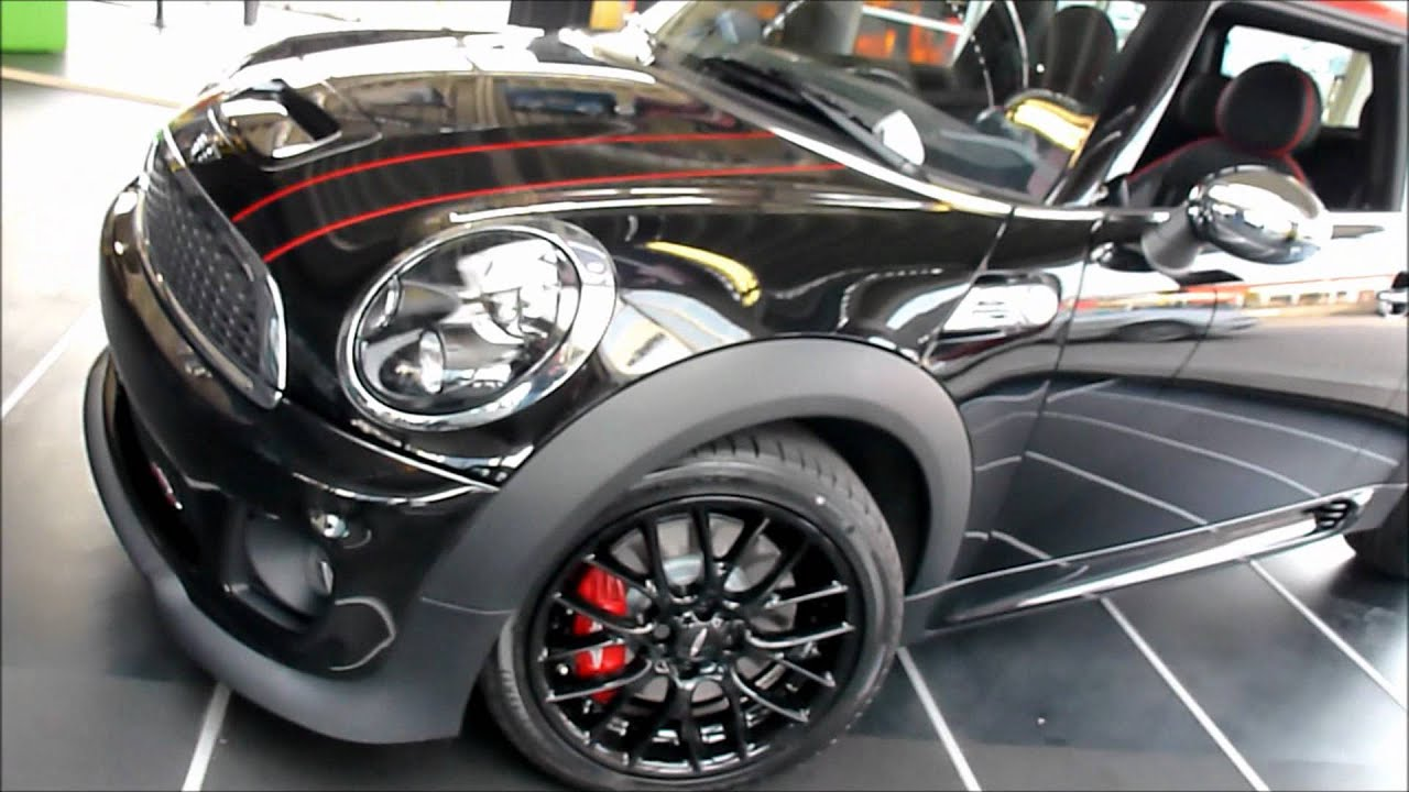 2017 Mini Cooper Coupe Roadster Cabrio Hardtop John Works See Also Playlist