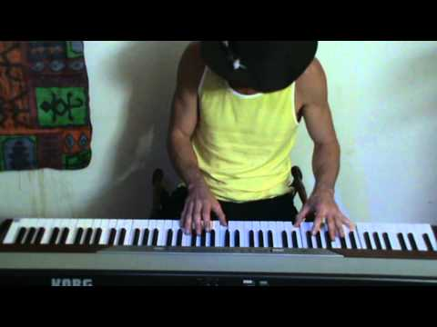 99 red balloons: live piano solo based on Nena's anti nuke song
