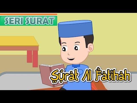 Surat Al-Fatihah #6-Anak Islam-Bersama Jamal Laeli