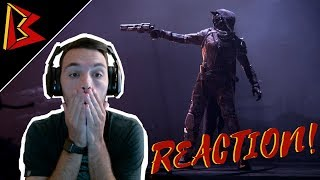 CAYDE'S LAST STAND TRAILER REACTION!