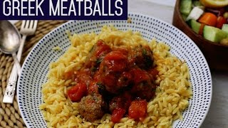 The Recipe Show by Rattan Direct - Greek Meatballs with Orzo Pasta