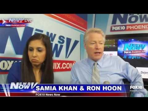 Arias Q&A, Taiwan Plane Crash Stories, ISIS reports AZ woman killed, Obama Speaks in Indiana