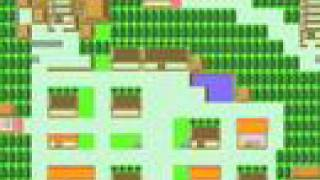 Pokemon Silver/Gold/Crystal - Ecruteak City/Cianwood City