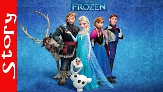 5 Minutes Story | Kids Stories |  Frozen Story