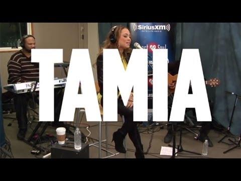 "Tamia ""Still"" // SiriusXM // Heart & Soul"