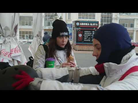 Покатушка в Аркадию на моноколесе видео отчет