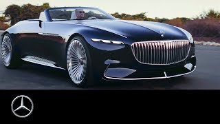 Vision Mercedes-Maybach 6 Cabriolet: Revelation of luxury – Trailer | IAA 2017